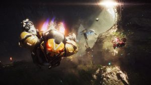 Screenshot di Anthem